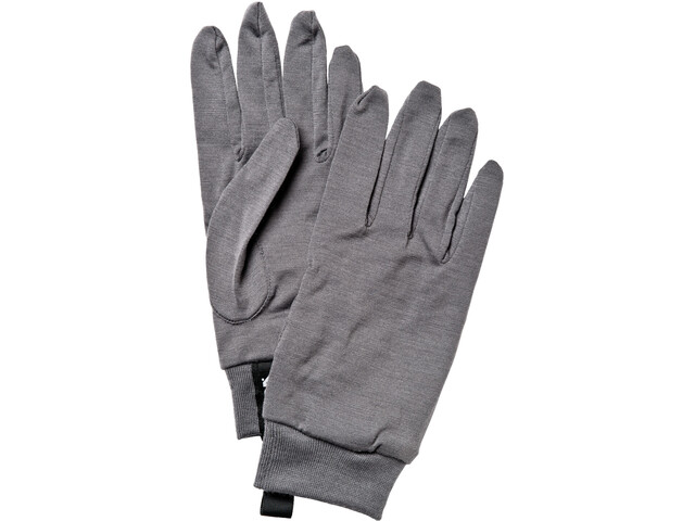 Hestra Merino Wool Vuorihanskat, dark grey